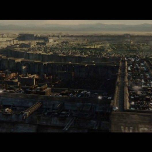 Maze Runner: The Scorch Trials - Trailer Poster