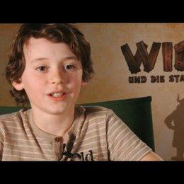 Wie sich Wickie das Wikingerschiff vorgestellt hat - Interview Poster