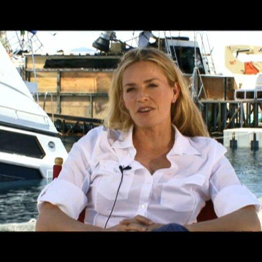 Elisabeth Shue (Julie Forester) über ihre Rolle Julie - OV-Interview
