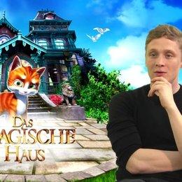 Matthias Schweighöfer - Thunder - über sein Lieblingsspielzeug - Interview Poster