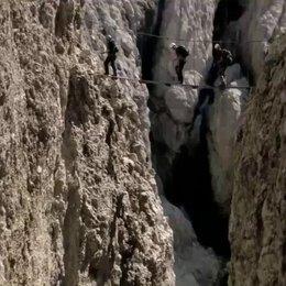 Vom Klettern - Szene