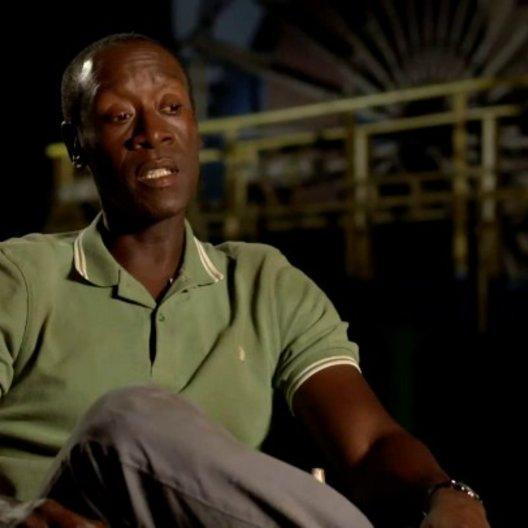 Don Cheadle - James Rhodes - über die Entwicklung von Rhodey - OV-Interview