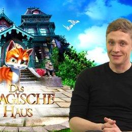 Matthias Schweighöfer - Thunder - über Zauberei - Interview Poster