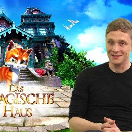 Matthias Schweighöfer - Thunder - über Zauberei - Interview