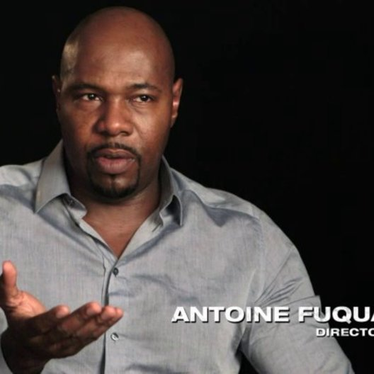 Antoine Fuqua über Morgan Freeman - OV-Interview