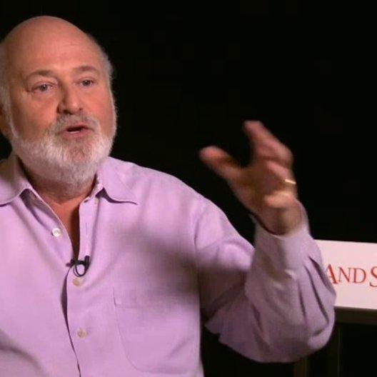 Rob Reiner - Regisseur - über die Idee des Films - OV-Interview