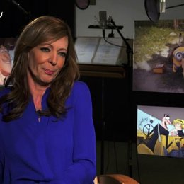 Allison Janney - Madge - über die Besetzung - OV-Interview Poster