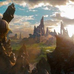 Die fantastische Welt von Oz - Trailer Poster