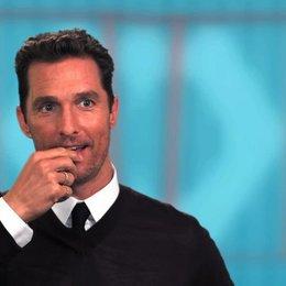 Matthew McConaughey - Ron Woodroof - darüber, Rons Persönlichkeit zum Teil des Films zu machen - OV-Interview Poster