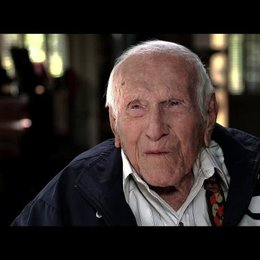 Louis Zamperini über Jack O Connell - OV-Interview
