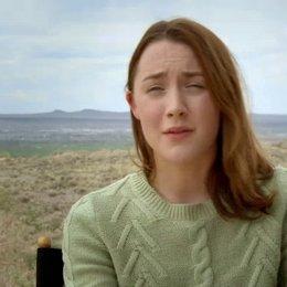 Saoirse Ronan über ihr Interesse an dem Projekt - OV-Interview Poster