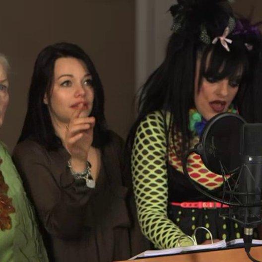 B-Roll 04 - Synchronarbeiten mit Eva Maria, Cosma Shiva und Nina Hagen - Making Of