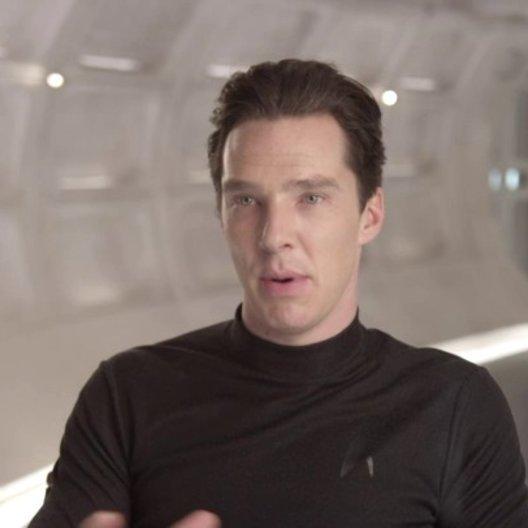 Benedict Cumberbatch - John Harrison - über den Respekt den JJ Abrams den Schauspielern entgegen bringt - OV-Interview