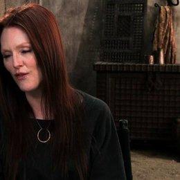 Julianne Moore über Familien die den Film anschauen - OV-Interview Poster
