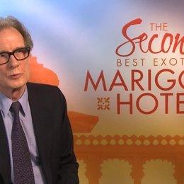 Bill Nighy über die Rückkehr zum Best Exotic Marigold Hotel - OV-Interview