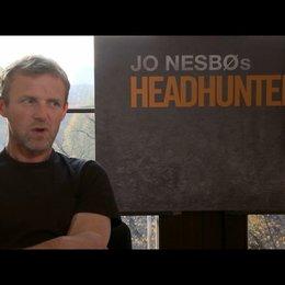 Jo Nesbo über das Zusammentreffen der Geschaeftswelt und der Kunst - OV-Interview Poster