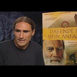 Folco Terzani über seine Gefühle bei den Dreharbeiten - OV-Interview Poster