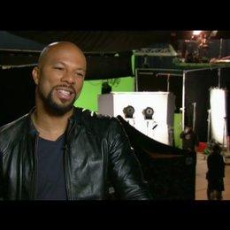 Common über die Dreharbeiten - OV-Interview Poster