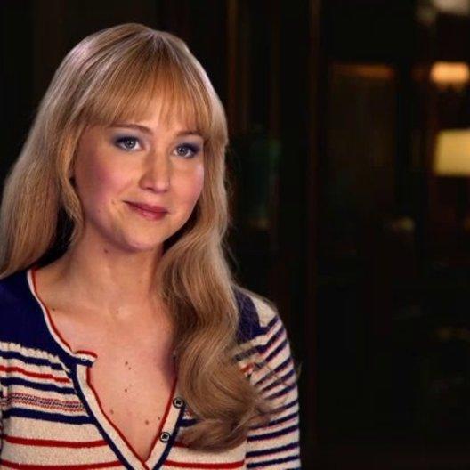 Jennifer Lawrence - RavenMystique - darüber, was ihre Rolle Mystique für die Mutanten entscheidend macht - OV-Interview Poster