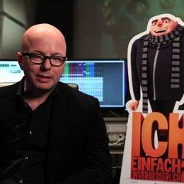 Oliver Rohrbeck über die Geschichte - Interview