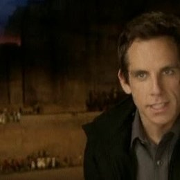 Ben Stiller über seine Rolle, das Set und Robin Williams - OV-Interview