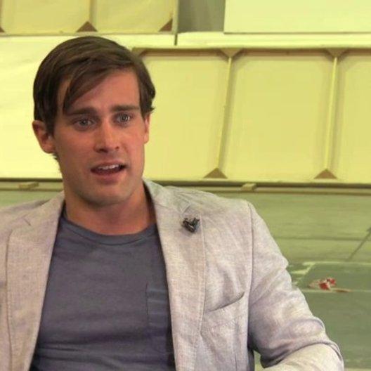 Christian Cooke über seine Rolle - OV-Interview Poster