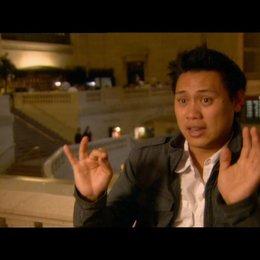 Jon M. Chu / über die Einflüsse des Films - OV-Interview Poster