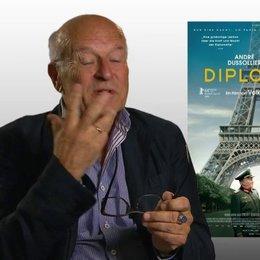Volker Schlöndorff (Regie) über die Schauspielführung - Interview Poster