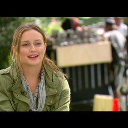 Leighton Meester über die Dreharbeiten - OV-Interview Poster