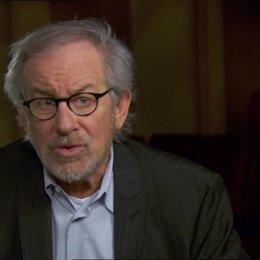 Steven Spielberg (Regisseur-Produzent) über das Buch von Doris Kearns Goodwin - OV-Interview