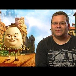 Elton - deutsche Stimme HUMPTY ALEXANDER DUMPTY - über die 3D Effekte im Film - Interview Poster