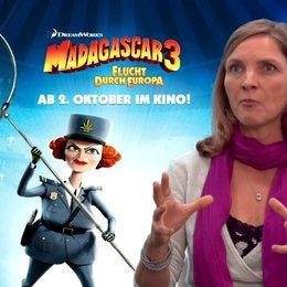 Susanne Pätzold - Chantal DuBois - über ihre Rolle Chantal DuBois - Interview Poster