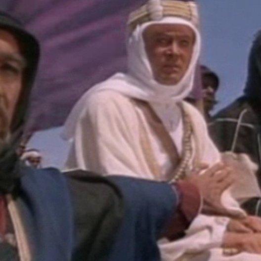 Lawrence von Arabien - OV-Trailer Poster