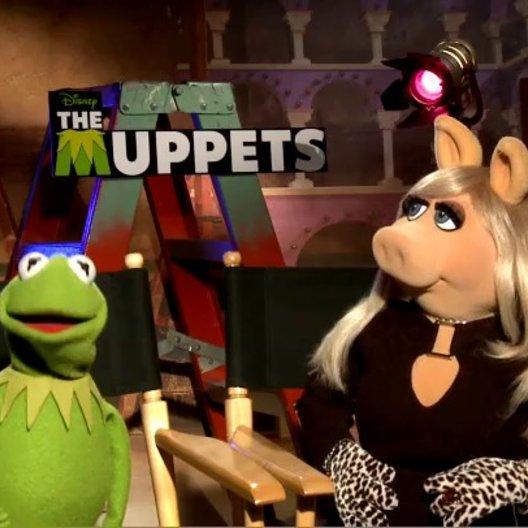 Kermit und Miss Piggy über ihre Beziehung - OV-Interview Poster