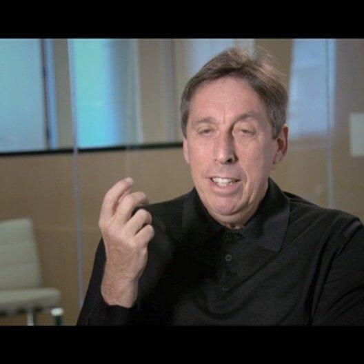 Ivan Reitman - Produzent / über Jason Reitman - OV-Interview Poster