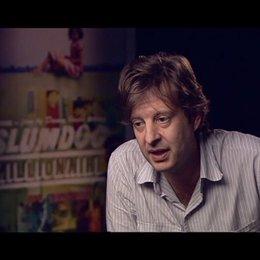Christian Colson (Produzent) - über die Dreharbeiten am Taj Mahal - OV-Interview