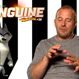 Heino Ferch - Agent Geheimsache - über die Pinguine - Interview Poster