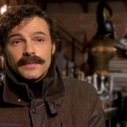 Jonny Pasvolsky - Emil - darüber, was ihn an dem Film begeistert - OV-Interview