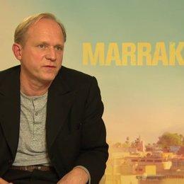 Ulrich Tukur - Heinrich - über Bella Halben - Kamera - Interview