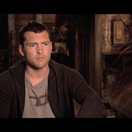 Worthington über den Film - OV-Interview Poster