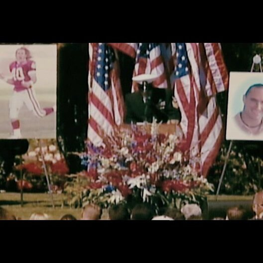 The Tillman Story - OV-Trailer Poster