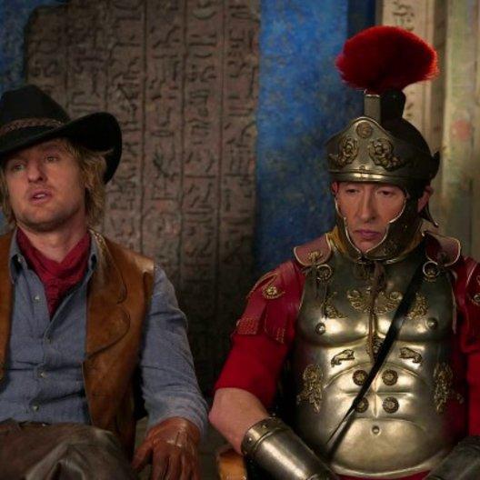Owen Wilson und Steve Coogan darüber, was Improvisation dem Film bringt - OV-Interview Poster