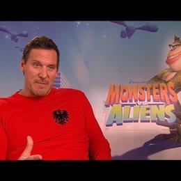 Ralf Moeller / über das Synchronsprechen - Interview Poster