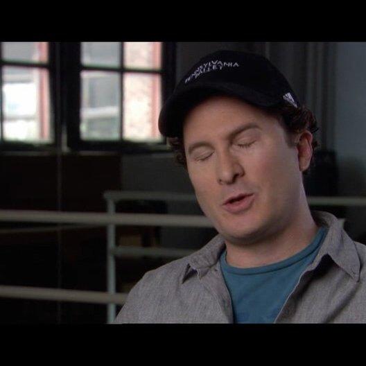 Darren Aronofsky über den Einsatz von Spiegeln im Film - OV-Interview