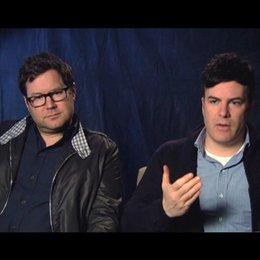 Josh Gordon und Will Speck darueber was die Zuschauer erwarten koennen - OV-Interview Poster