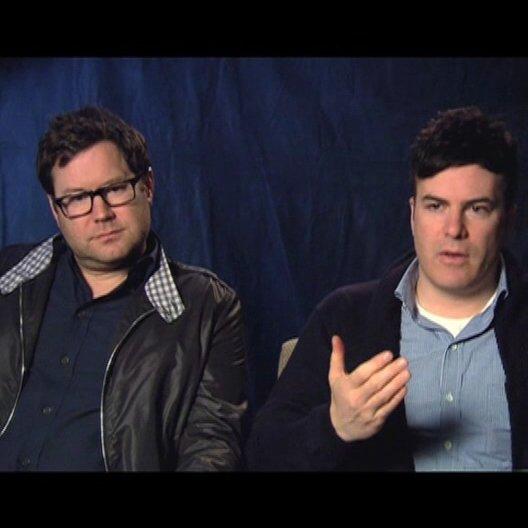 Josh Gordon und Will Speck darueber was die Zuschauer erwarten koennen - OV-Interview