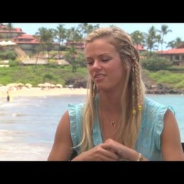 Brooklyn Decker über die Story - OV-Interview Poster