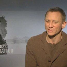 Daniel Craig über David Fincher - OV-Interview Poster