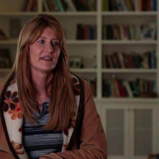 Laura Dern über ihre Erfahrung am Set - OV-Interview