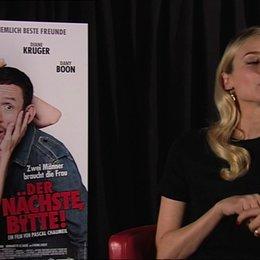 Diane Kruger über die russische Tanzeinlage - Interview